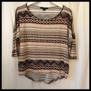 FOREVER 21 blouse Size S